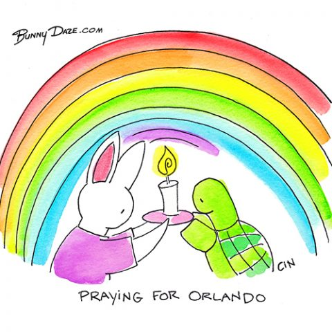 Praying for Orlando