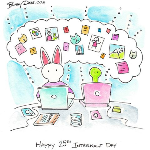 Happy Internaut Day