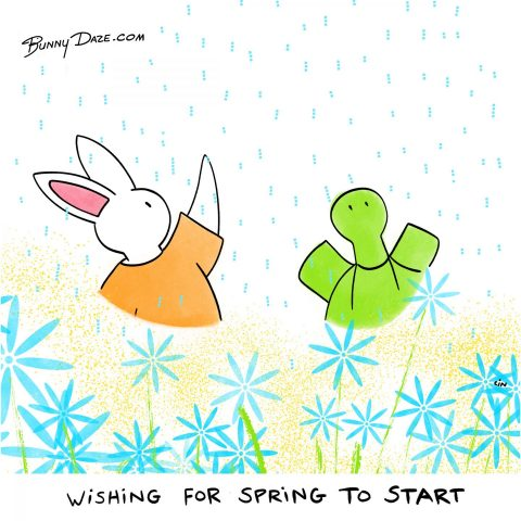 Wishing for Spring to Start