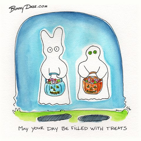 May your day be filled with treats