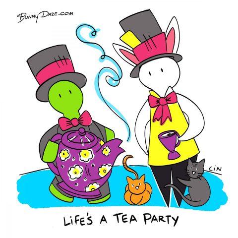 Life's a Tea Party