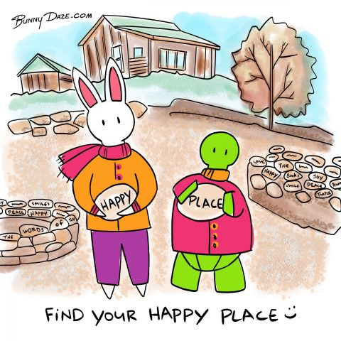 Find Your Happy Place :) #HighlightsFoundation