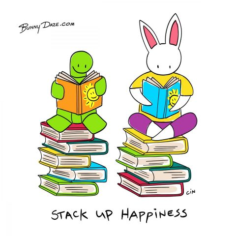 Stack Up Happiness