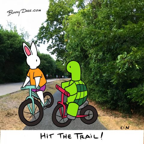 Hit the Trail!