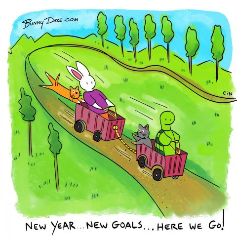 New Year…New Goals…Here We Go!