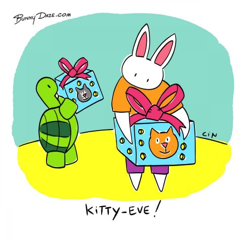 Kitty-Eve!