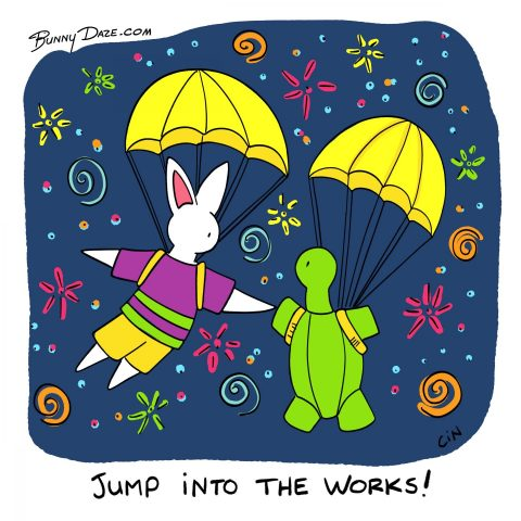 Jump into the Works!