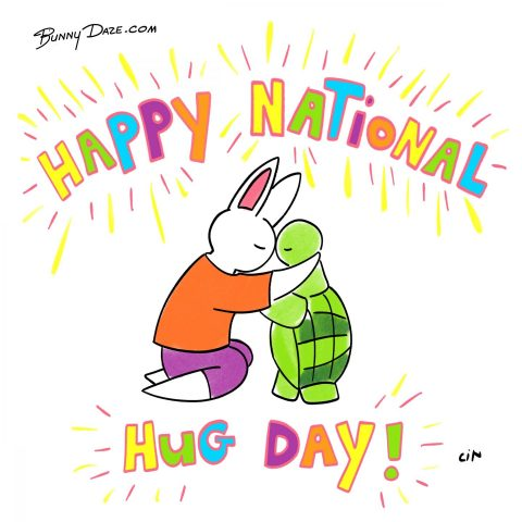 Happy National Hug Day!