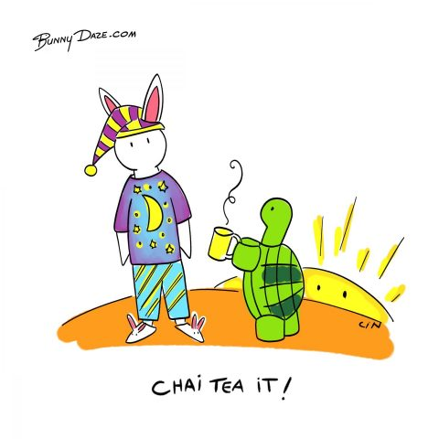 Chai Tea It!