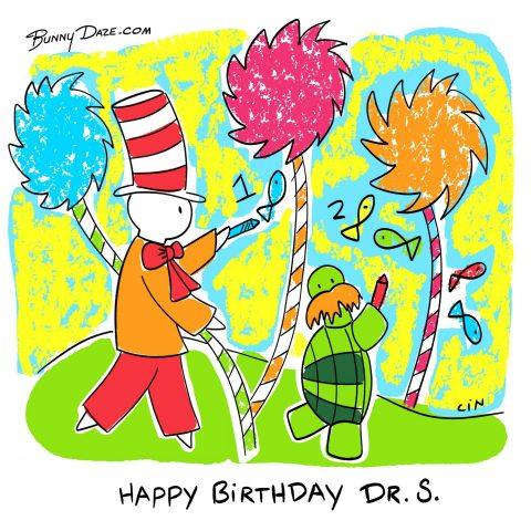 Happy Birthday Dr. S.