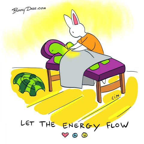 Let the Energy Flow