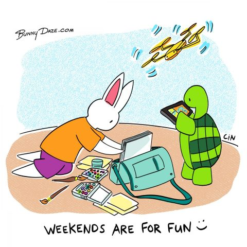 Weekends are for Fun :)