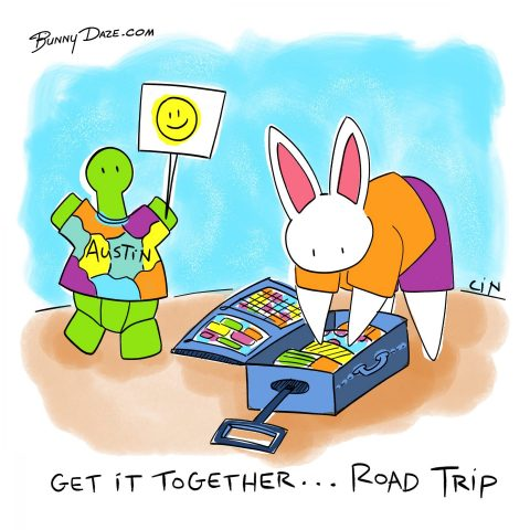 Get it together…Road Trip