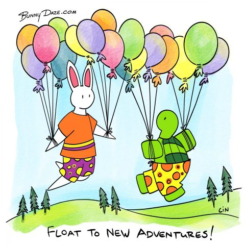 Float to New Adventures!