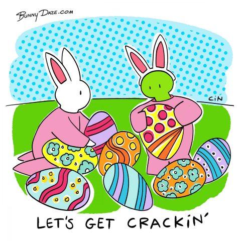 Let's Get Crackin'