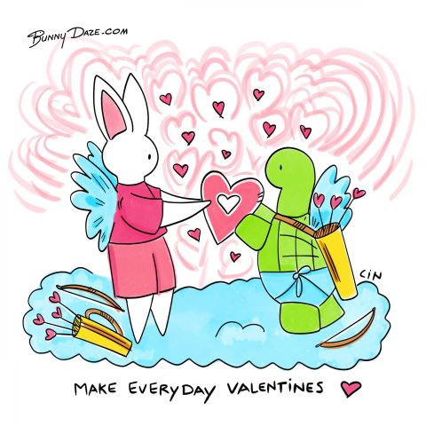 Make Everyday Valentines
