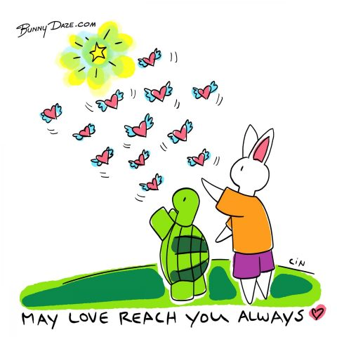 May love reach you always ❤️