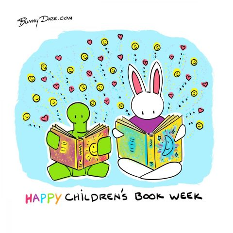 Happy Children's Book Week
