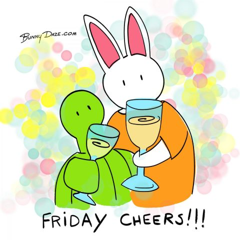 Friday Cheers!!!
