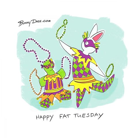 Happy Fat Tuesday