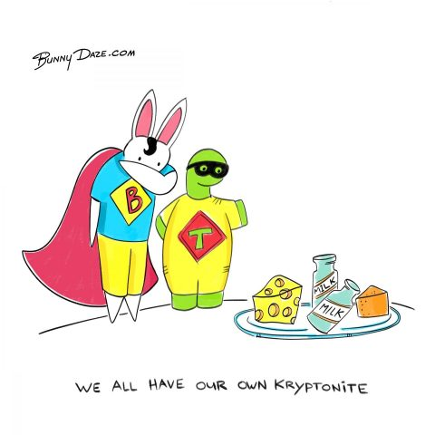 We all have our own kryptonite