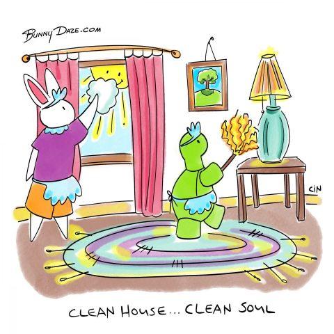 Clean House…Clean Soul