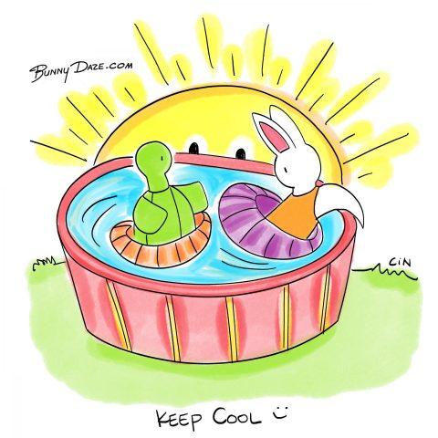 Keep Cool :)